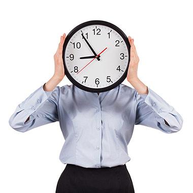 ساعات العمل